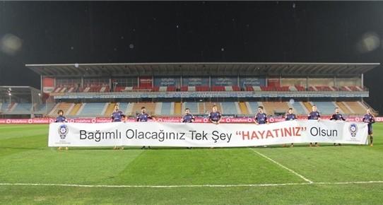İstanbul Başakşehir'den dostluk maçı