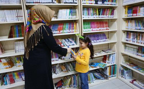 """""""Annemle Kitap Okuyorum"""""""