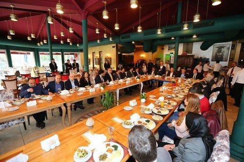 İstanbul Başkonsolosları Başakşehir'de