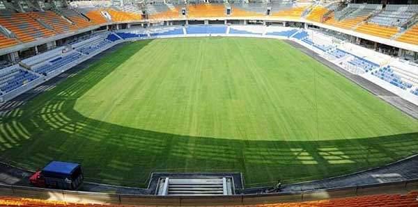 UEFA Başakşehir'in stadını inceledi
