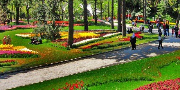 11.İstanbul Lale Festivali Başladı