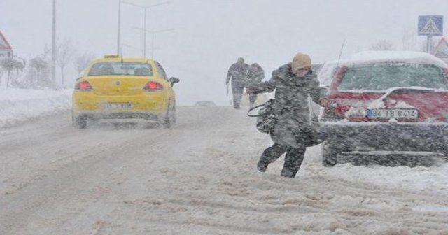 İstanbul'da karın bilançosu!