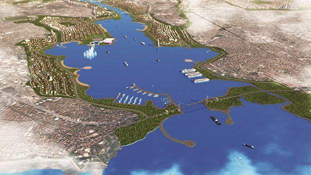 Cumhurbaşkanı Uyardı Kanal İstanbul Hızlandı