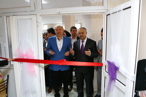 Hz. Ebubekir Camii Kuran Kursu açıldı