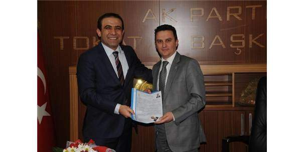 Mehmet Şahin, milletvekili aday adaylığı