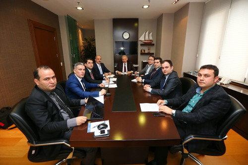 Bedaş Genel Müdürü Atalay, Başakşehir'de