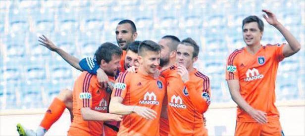 Başakşehir Spor'dan müthiş dönüş