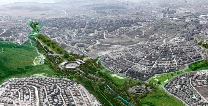 Bahçeşehir Gölet projesi iptal