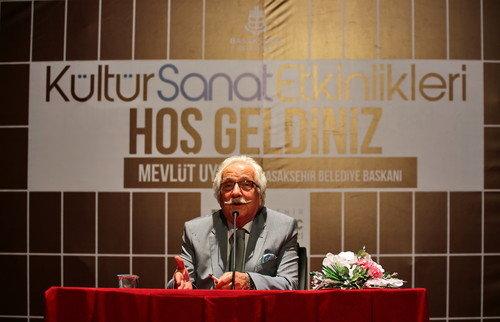 Yavuz Bahadıroğlu Çanakkale destanını anlattı