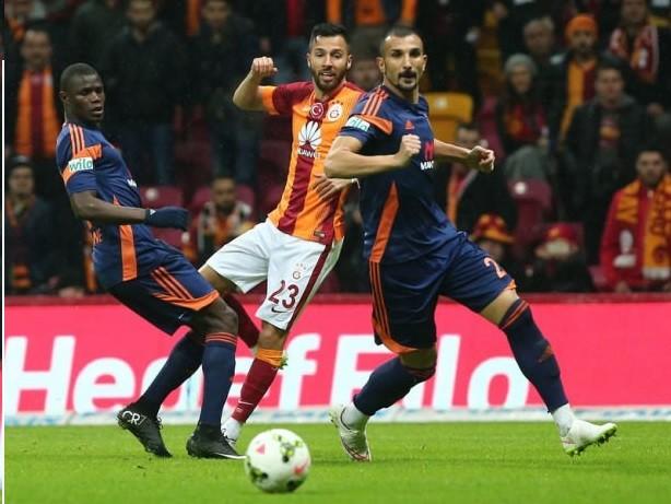 Galatasaray 2-2 İstanbul Başakşehir