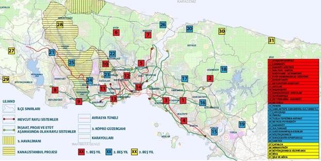 İstanbul'un Değer Kazanacak Yerleri