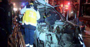 Başakşehir Girişinde Korkunç Kaza