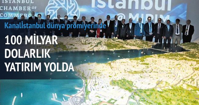 Kanal İstanbul dünya klasmanında