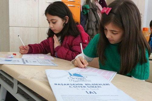 Başakşehir Belediyesi Siyer Yarışması Yapıldı