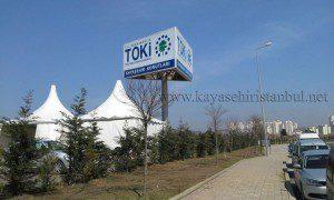 Toki Kayaşehir Başvuru Adresi ve Telefonu