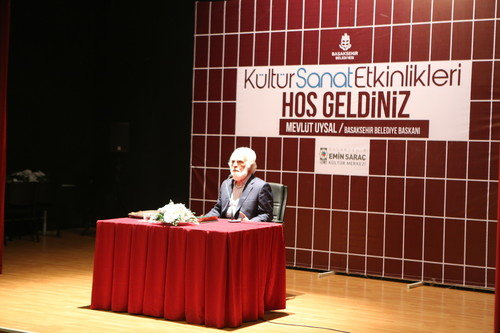 Atasoy Müftüoğlu, Başakşehir söyleşilerinde