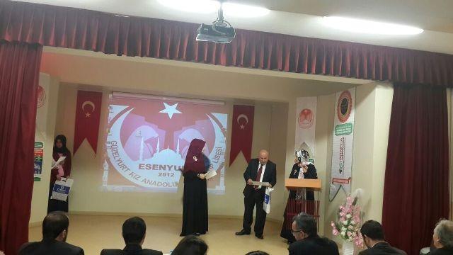 6.Uluslararası Arapça Yarışması
