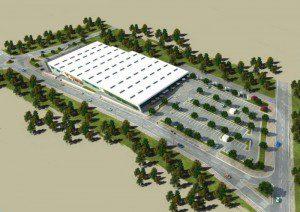 Kayaşehir Pazar Projesi Maket 3