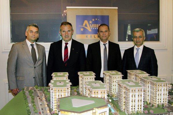 Avrupa Konutları Başakşehir 20 Nisan'da Satışa Çıkıyor