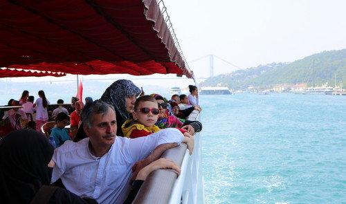 İstanbul Boğaz Turu