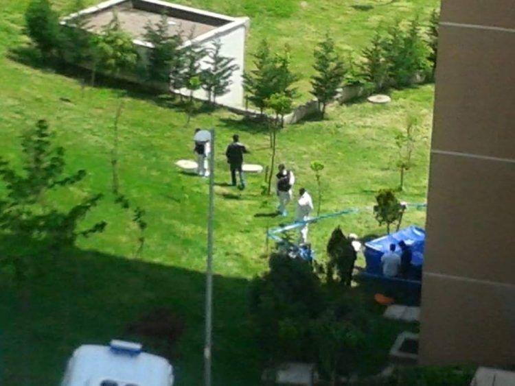 Kayaşehir 7.bölge'de Cinayet mi İşlendi?