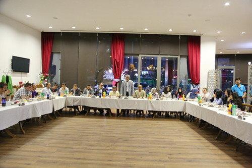 Başakşehir Kent Konseyi 3. Genel Kurul Toplantısı yapıldı