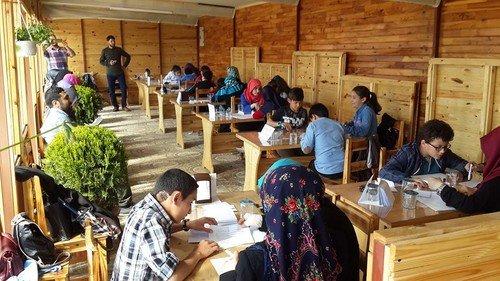 Siyer finali öncesi öğrencilere özel kamp