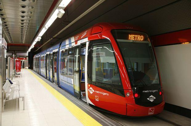 İkitelli-Ataköy metrosu 5 ilçeyi birbirine bağlayacak
