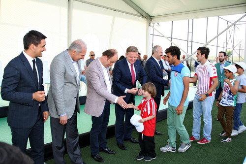 Başakşehir'in futbol şampiyonları belli oldu