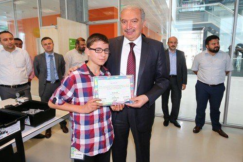 Başakşehir Living Lab'den dünyada bir ilk