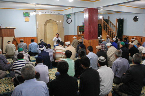 Başakşehir Cami sohbetleri başladı