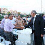 Mevlüt Uysal, Hukukçular ve Eğitimciler ile iftar yaptı