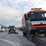 Başakşehir Motosiklet Kazası