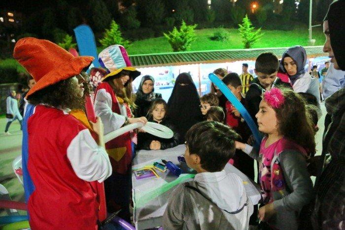 Kayaşehir'den Sular Vadisi'ne Ramazan Etkinlikleri