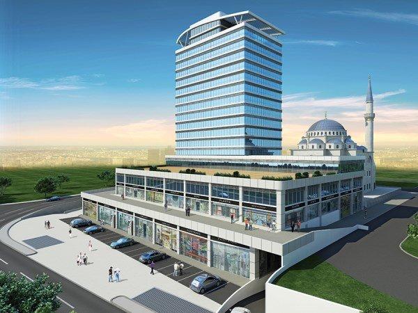 Metro 34 Başakşehir projesi satışta