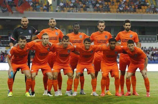 Medipol Başakşehir, Fenerbahçe'ye Hazırlanıyor