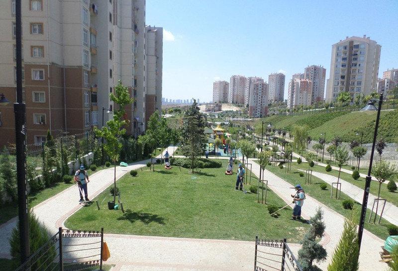 İstanbul'un yeşil alanı yüzde 71 arttı