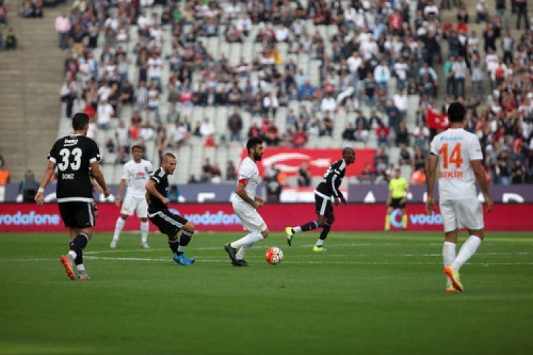 Beşiktaş: 2 – Medipol Başakşehir: 0