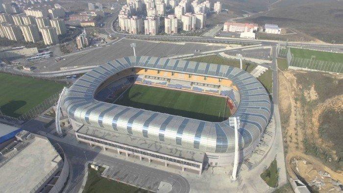Başakşehir Fatih Terim Stadı -Havadan-