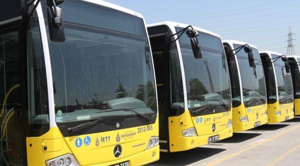 Toplu taşıma Bayramda % 50 indirimli