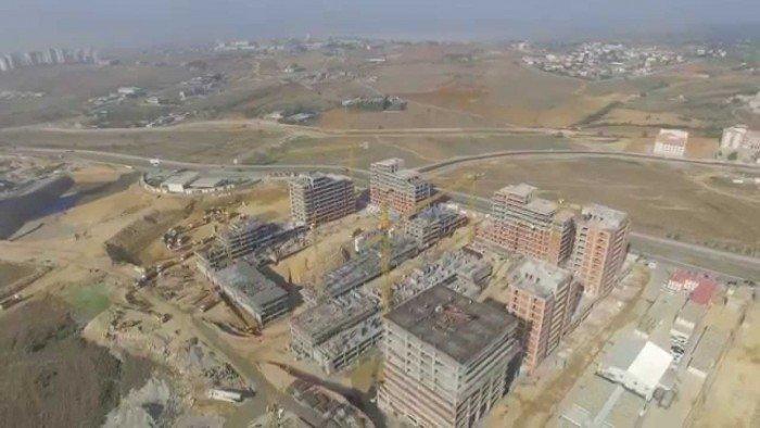 Kayaşehir Evvel İstanbul Havadan Videosu