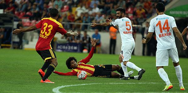 Kayserispor – Medipol Başakşehir: 0-1