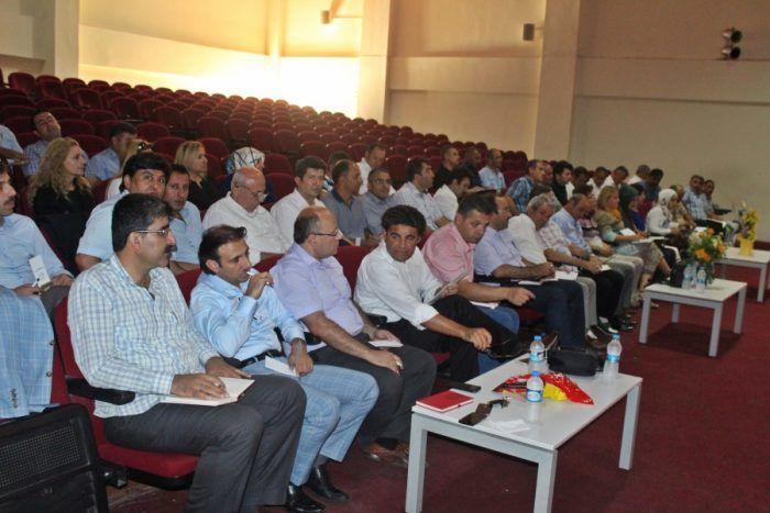 2015-2016 Eğitim Öğretim Yılı Müdürler Toplantısı