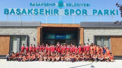 Başakşehir Spor Parkları Spor Turnuvası başladı
