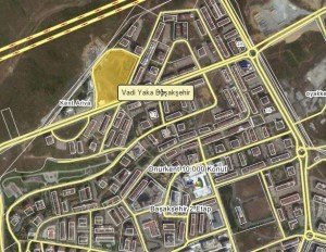 Vadiyaka Başakşehir Nerede?