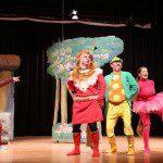 Başakşehir çocuk tiyatroları başladı