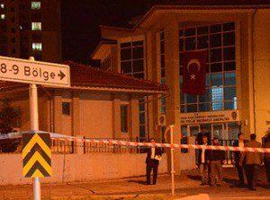 Kayaşehir'de Yine Ses Bombası