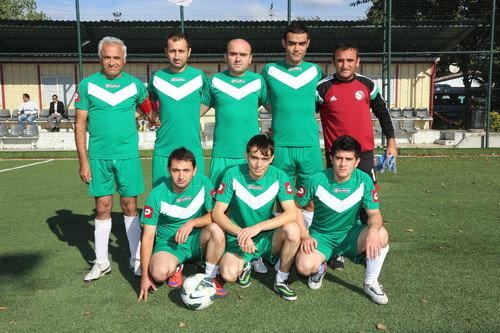 Başakşehir Zabıtası futbol takımı finalde