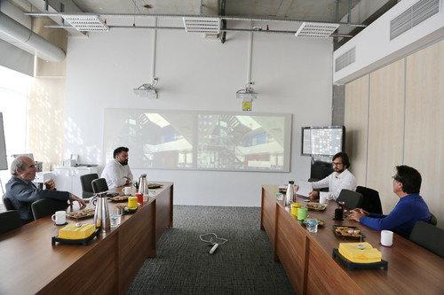 Microsoft, Başakşehir Living Lab'de