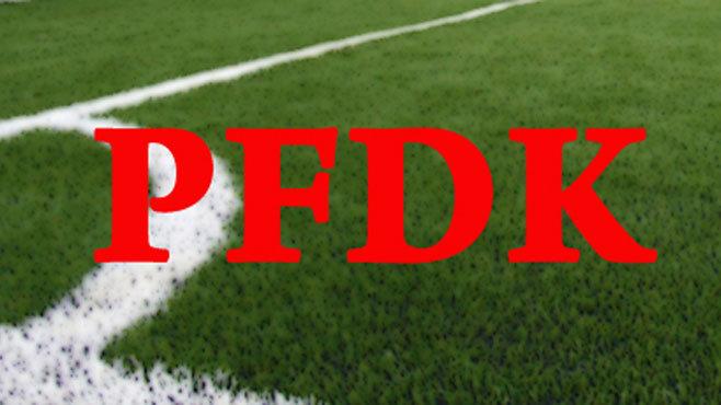 Başakşehir Spor, PFDK'ya sevk edildi